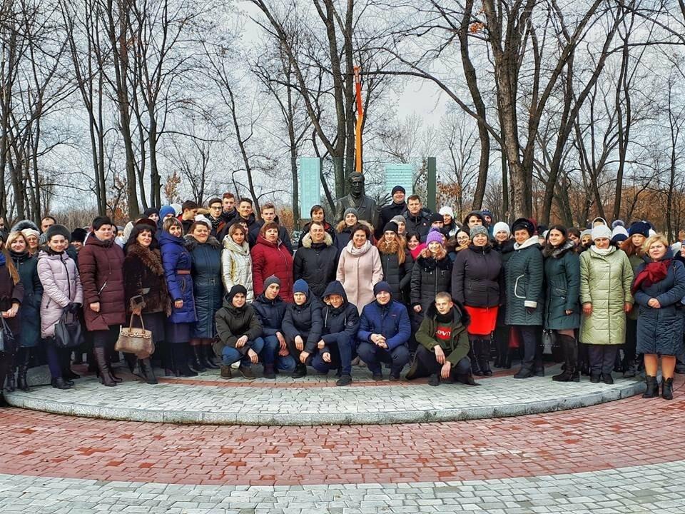 У Покровську відзначили 141 річницю від дня народження Миколи Леонтовича, фото-4