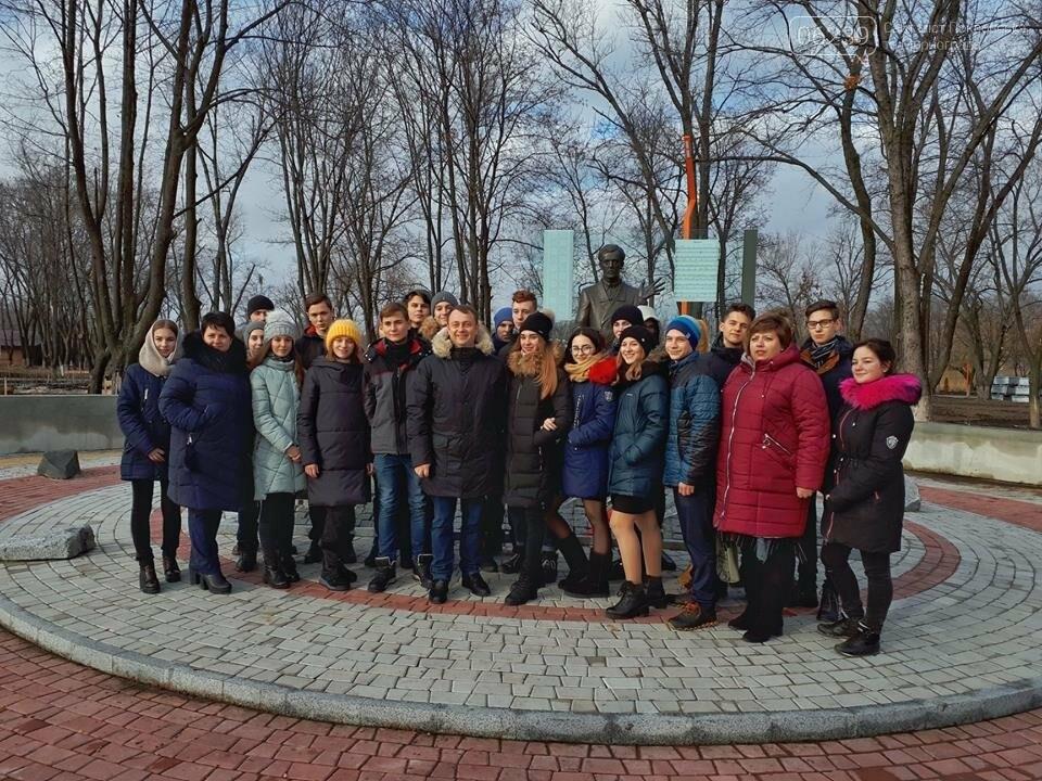 У Покровську відзначили 141 річницю від дня народження Миколи Леонтовича, фото-2
