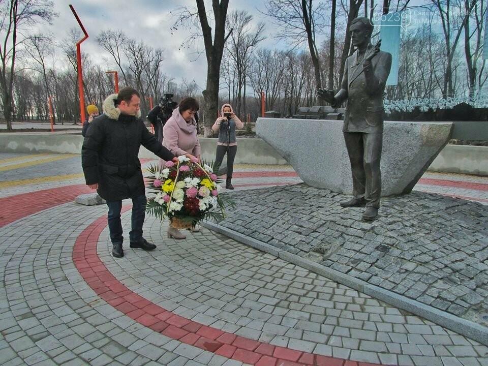 У Покровську відзначили 141 річницю від дня народження Миколи Леонтовича, фото-1