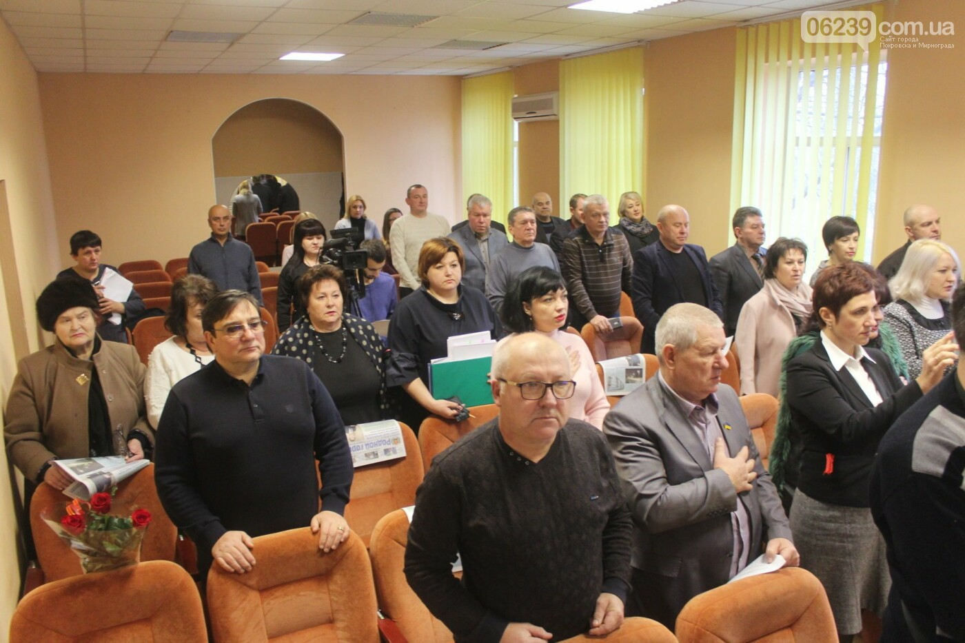 Бюджет на 2019-й год и реконструкция парка: в Мирнограде состоялась 54-я сессия городского совета, фото-2