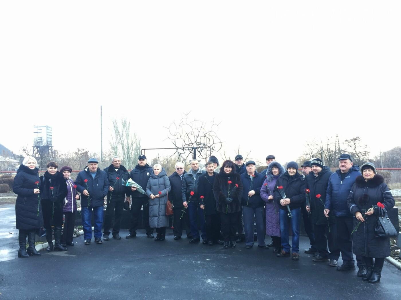 В Мирнограде почтили память ликвидаторов аварии на Чернобыльской АЭС, фото-2