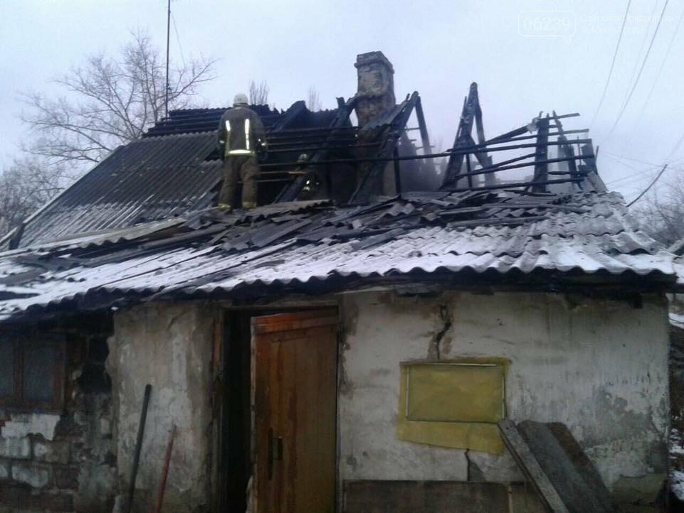 Пожар с трагическим исходом сегодня произошел в Мирнограде, фото-3