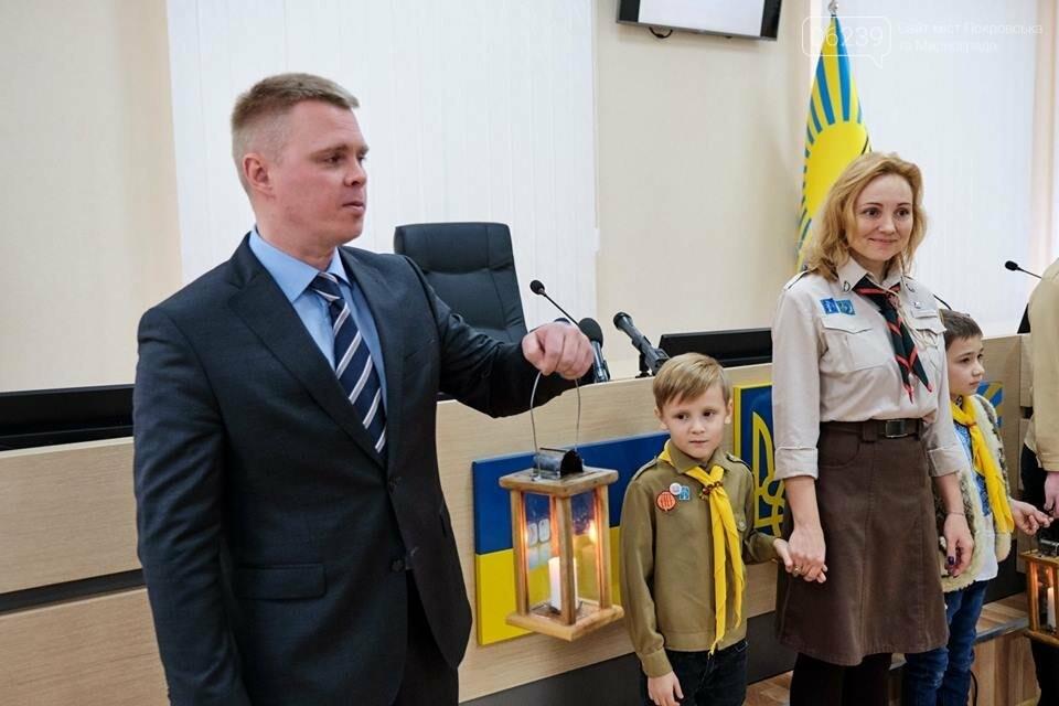 Двум многодетным семьям из Покровска вручили ключи от новых автомобилей, фото-4