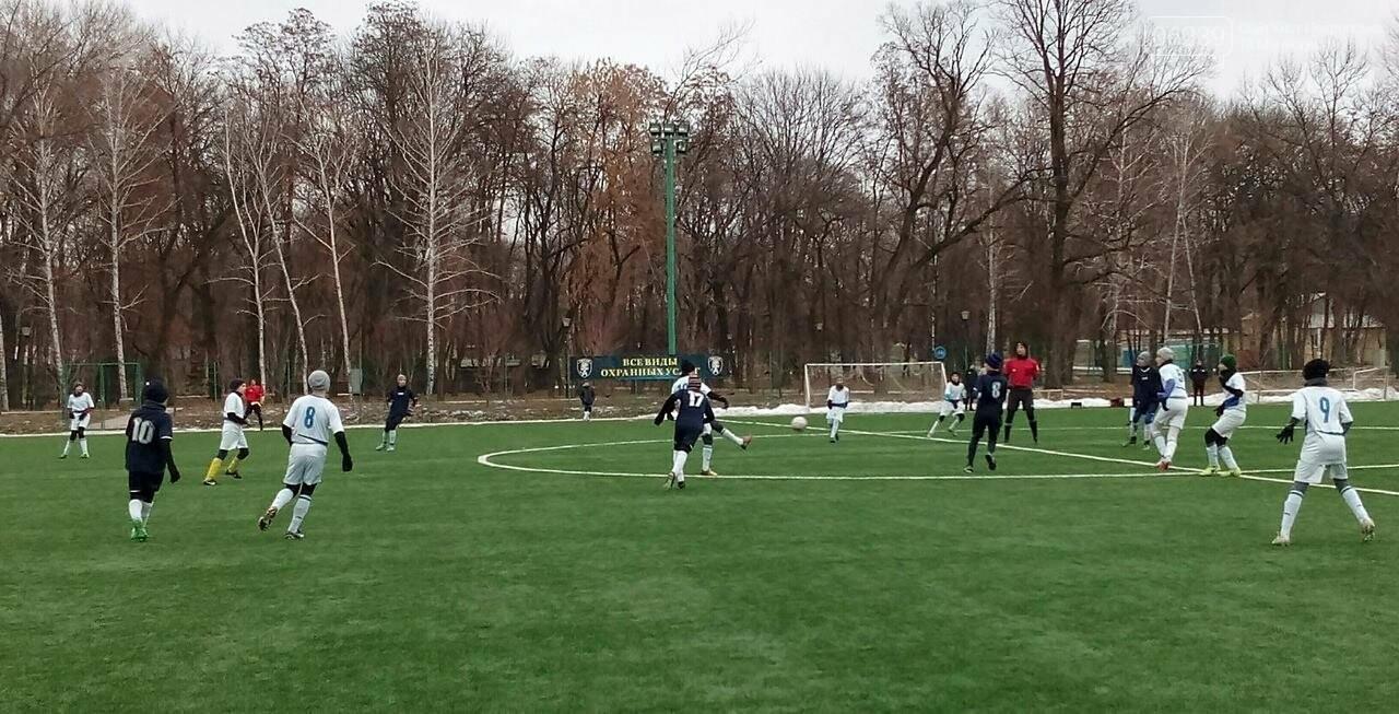 Зимний чемпионат области по футболу среди юношей: уверенная победа мирноградских футболистов , фото-2