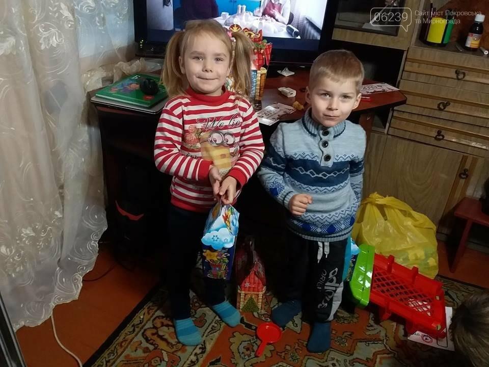 У День Миколая мер Мирнограда відвідав сім'ю загиблого військовослужбовця, фото-2