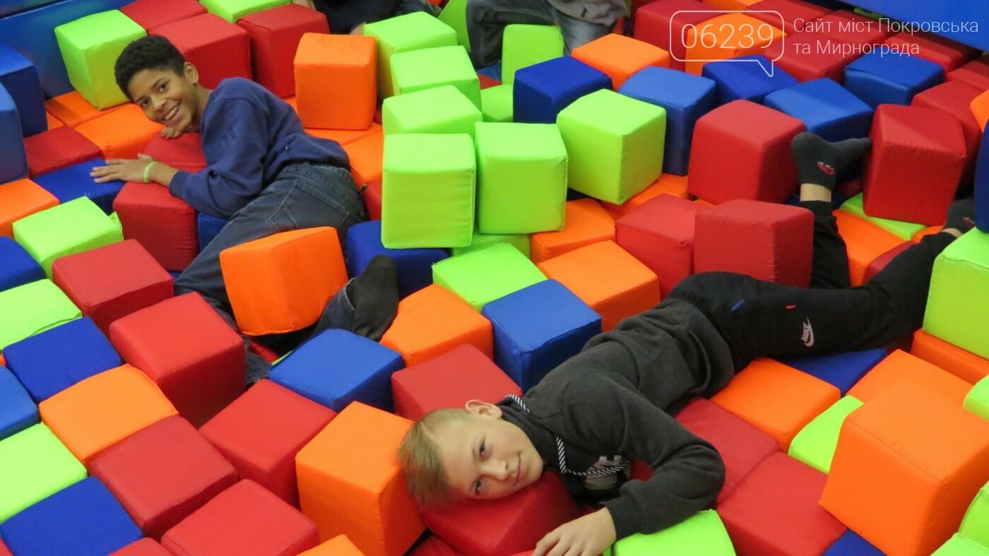 Активные предприниматели Покровска организовали праздник для детей из приютов, фото-39