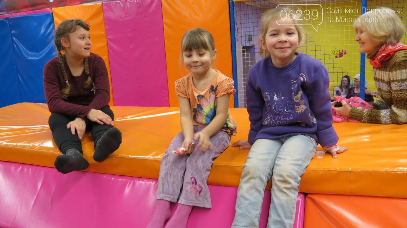 Активные предприниматели Покровска организовали праздник для детей из приютов, фото-28