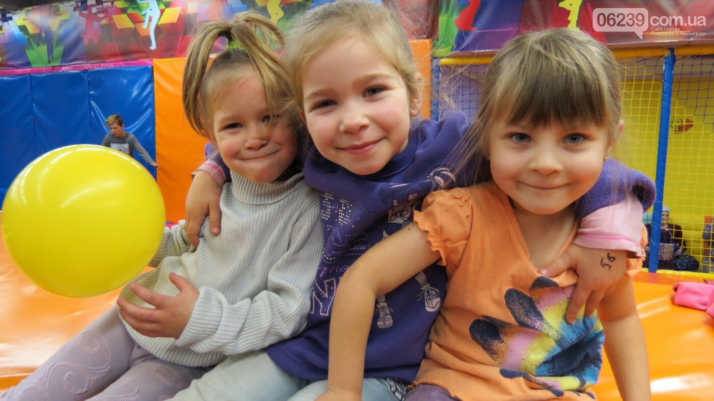 Активные предприниматели Покровска организовали праздник для детей из приютов, фото-19