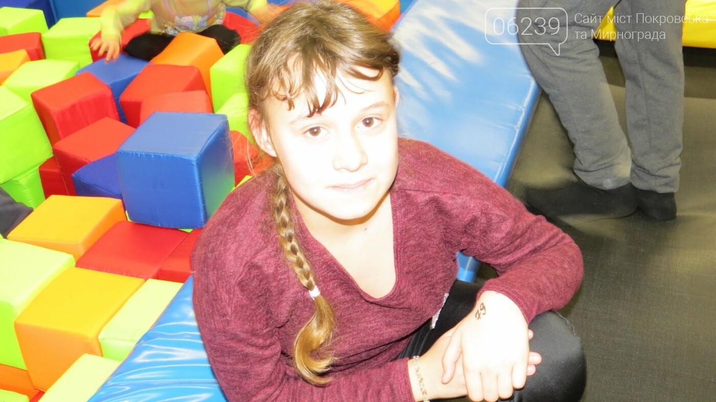 Активные предприниматели Покровска организовали праздник для детей из приютов, фото-18