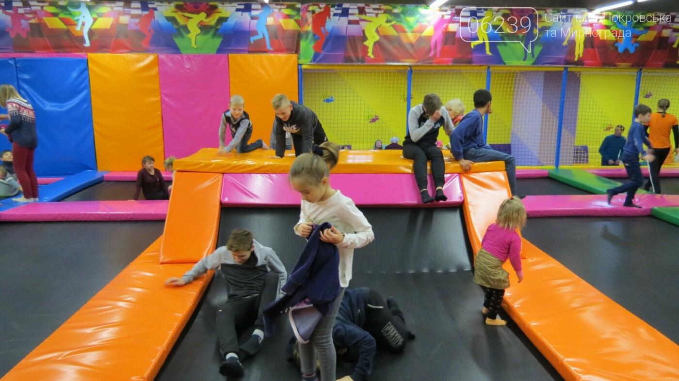 Активные предприниматели Покровска организовали праздник для детей из приютов, фото-30