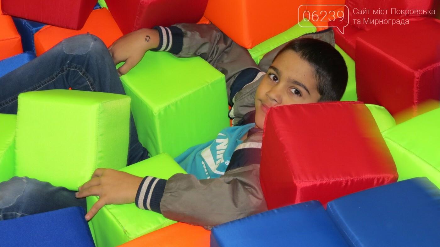 Активные предприниматели Покровска организовали праздник для детей из приютов, фото-43