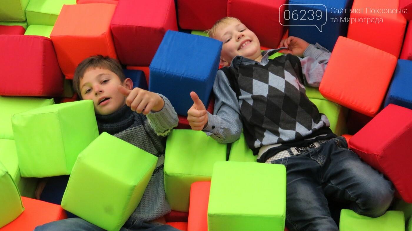 Активные предприниматели Покровска организовали праздник для детей из приютов, фото-41
