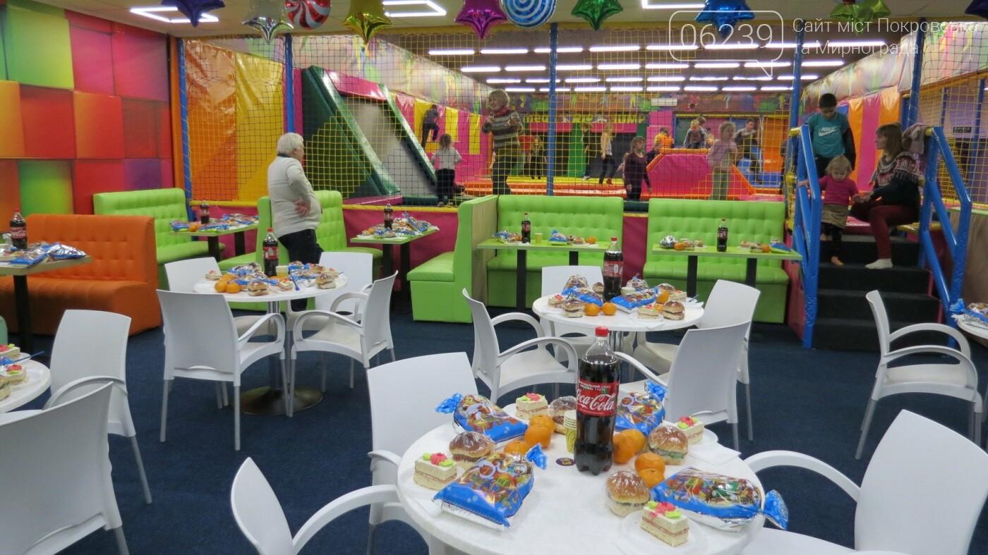 Активные предприниматели Покровска организовали праздник для детей из приютов, фото-1
