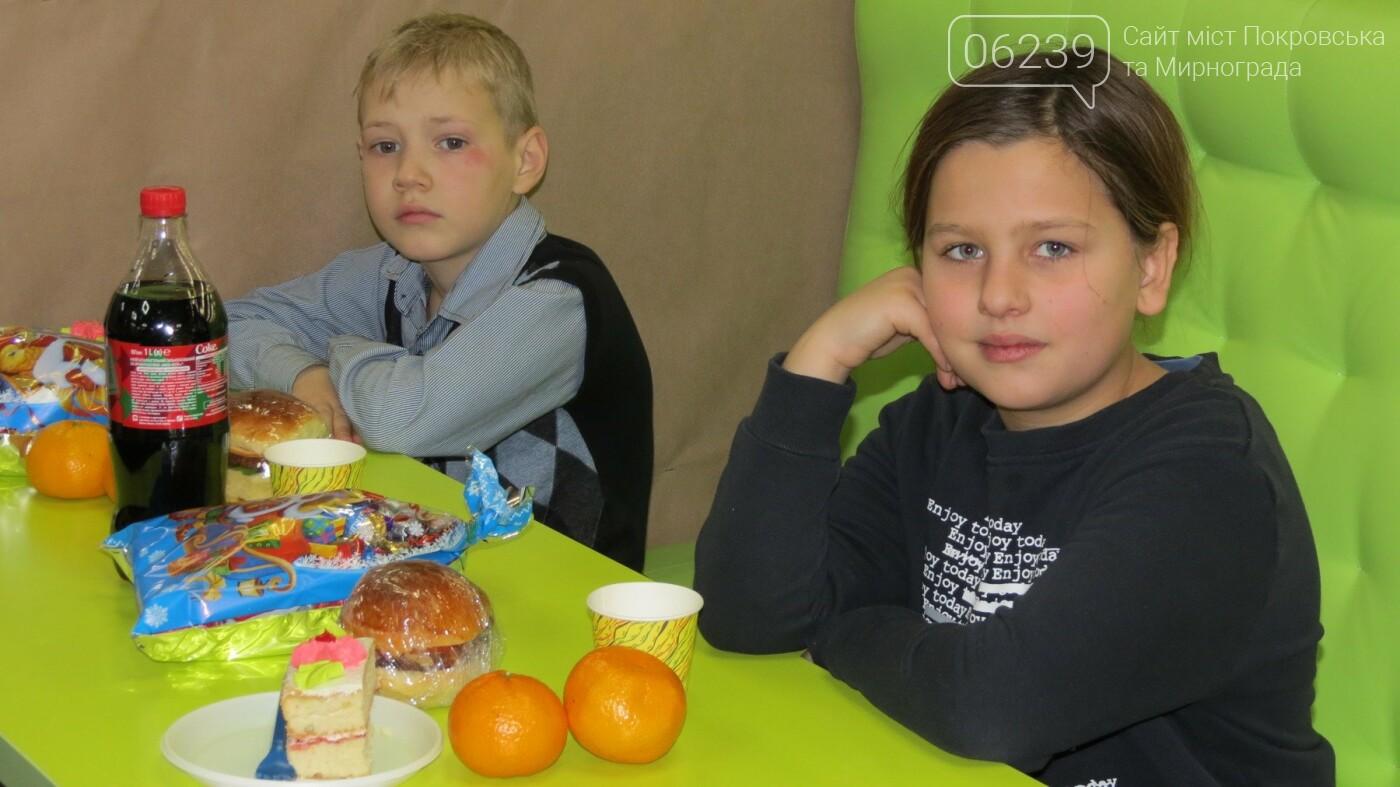 Активные предприниматели Покровска организовали праздник для детей из приютов, фото-26