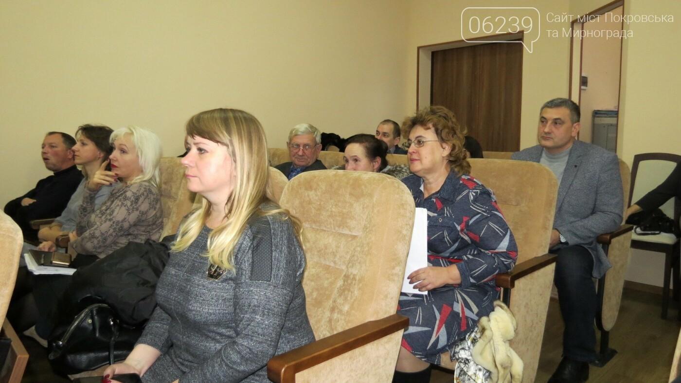Вчора у Покровську відбулось перше засідання Ради регіонального розвитку при Покровській міській раді, фото-5