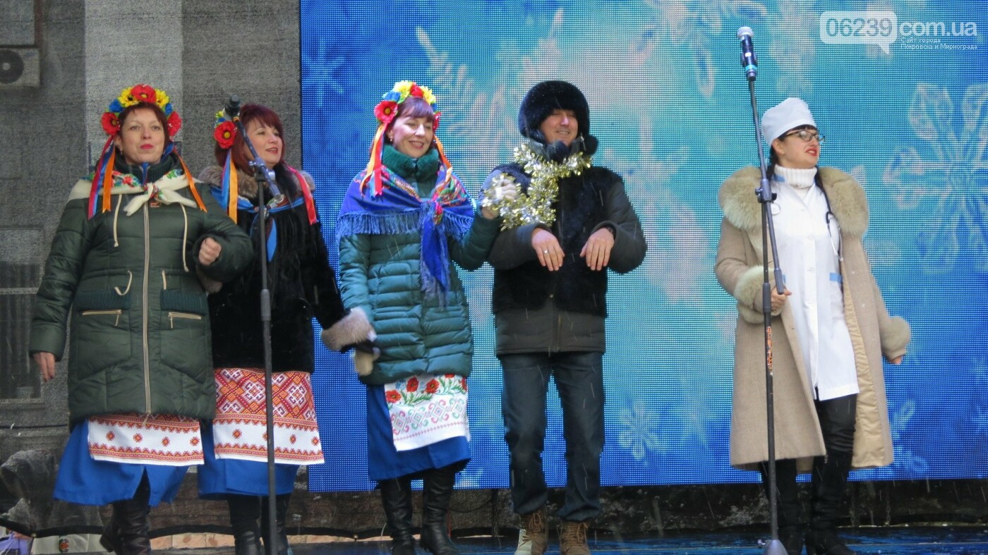 В Покровске проходит всеукраинский фестиваль «Наше Рождество на Донетчине» (ФОТО), фото-7