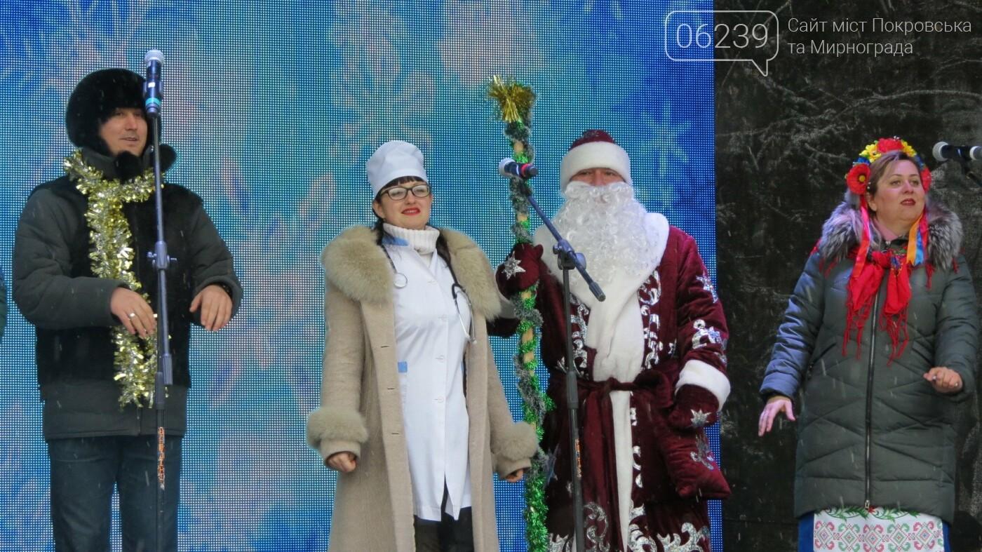 В Покровске проходит всеукраинский фестиваль «Наше Рождество на Донетчине» (ФОТО), фото-6
