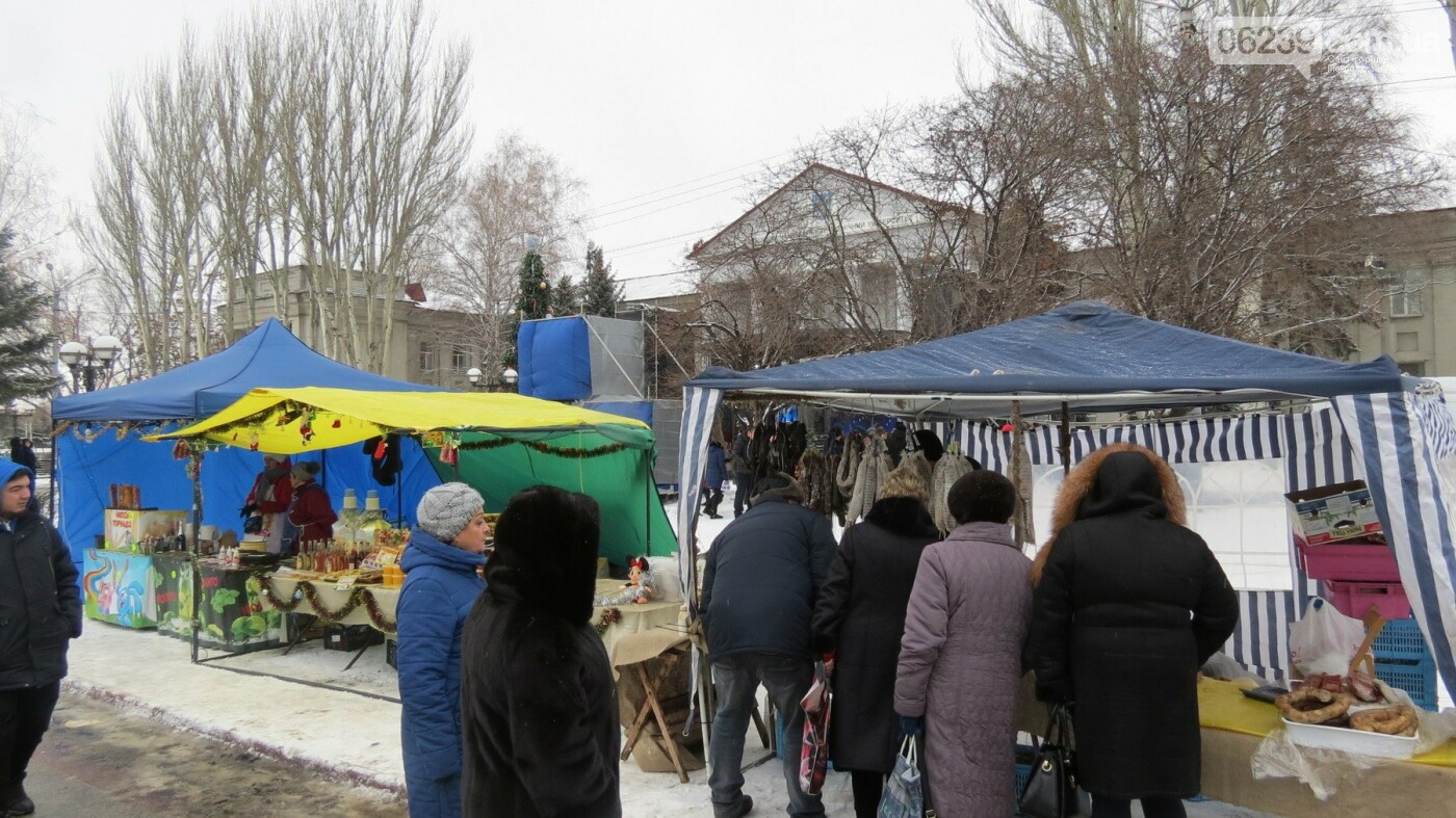 В Покровске проходит всеукраинский фестиваль «Наше Рождество на Донетчине» (ФОТО), фото-26
