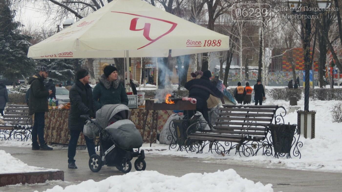 В Покровске проходит всеукраинский фестиваль «Наше Рождество на Донетчине» (ФОТО), фото-14