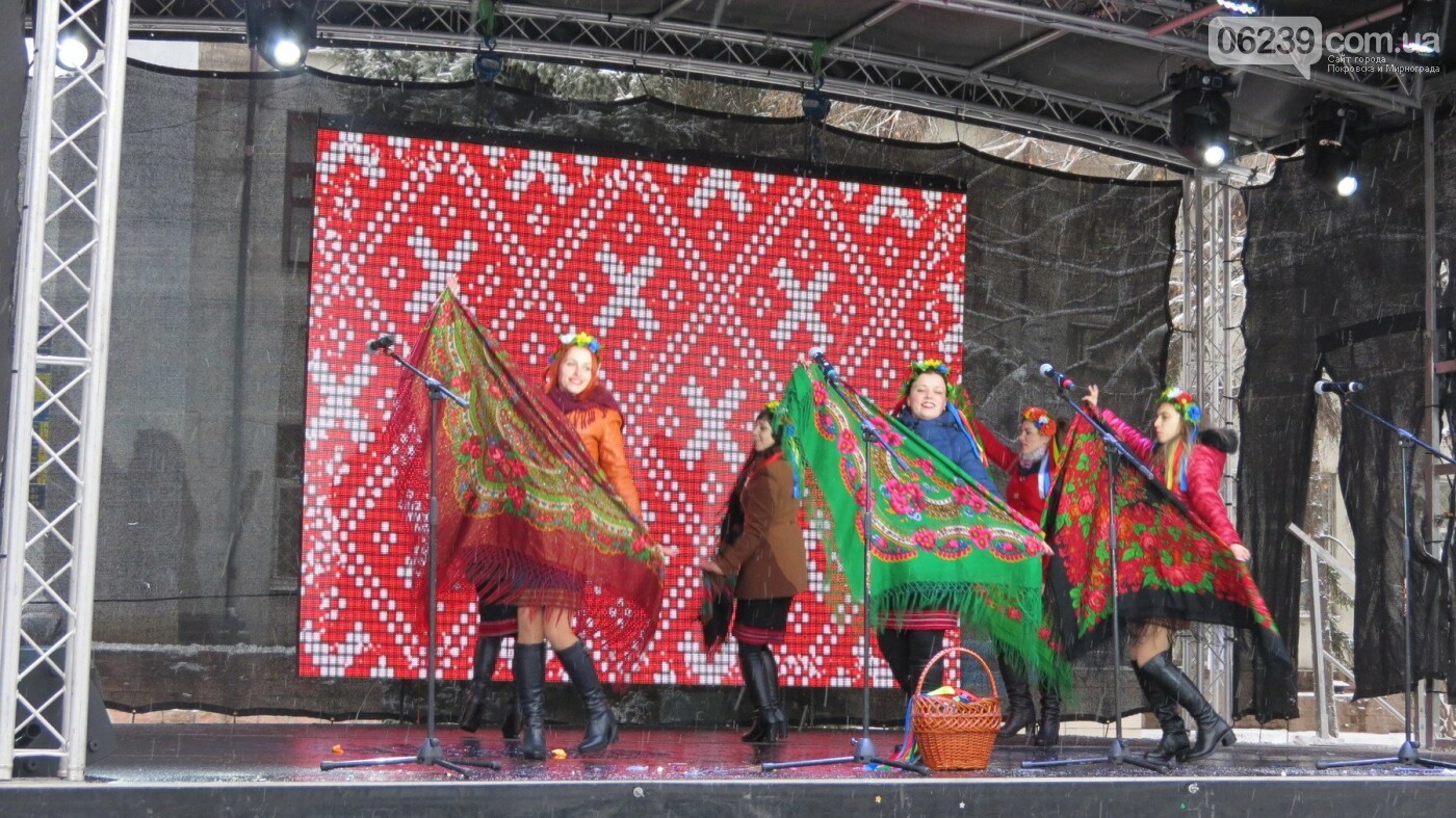 В Покровске проходит всеукраинский фестиваль «Наше Рождество на Донетчине» (ФОТО), фото-5