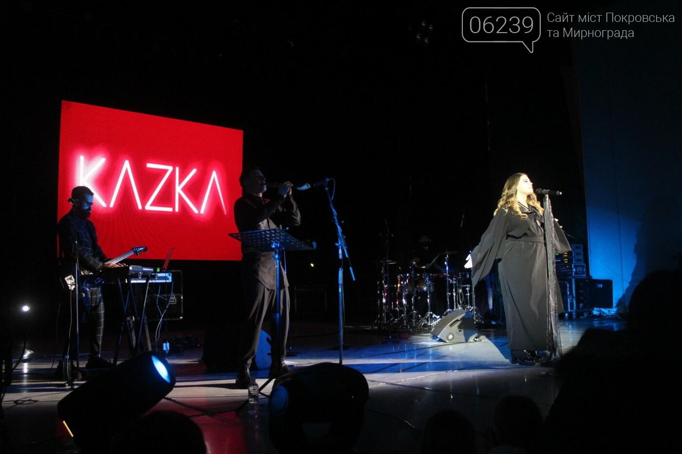 В Покровске выступила популярная украинская группа KAZKA, фото-6