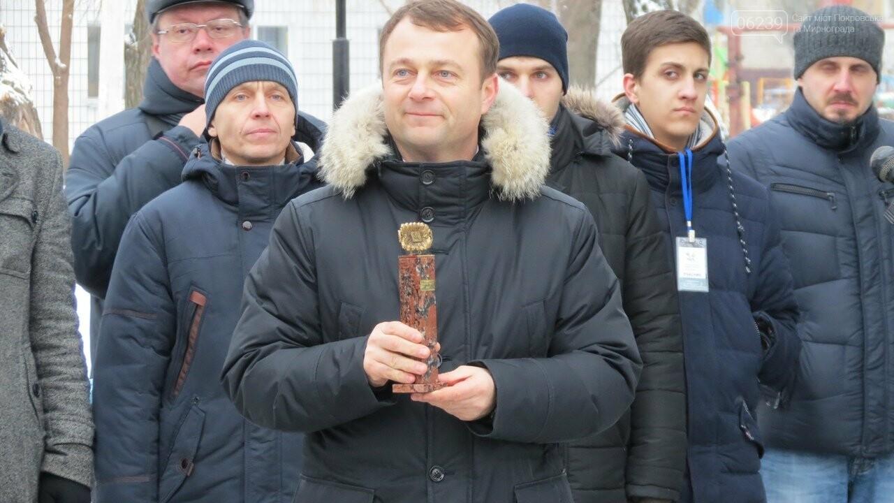 В Покровске открыли второй памятник, посвященный композитору Николаю Леонтовичу, фото-2