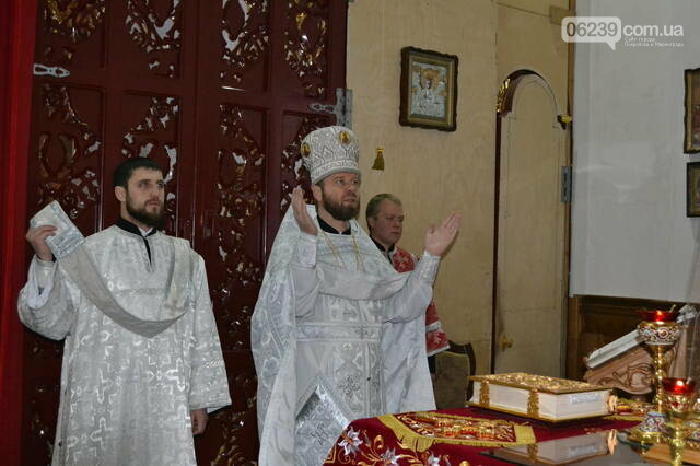 Рождество Христово в Покровске, фото-12