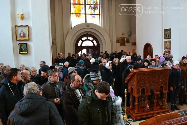 Рождество Христово в Покровске, фото-6