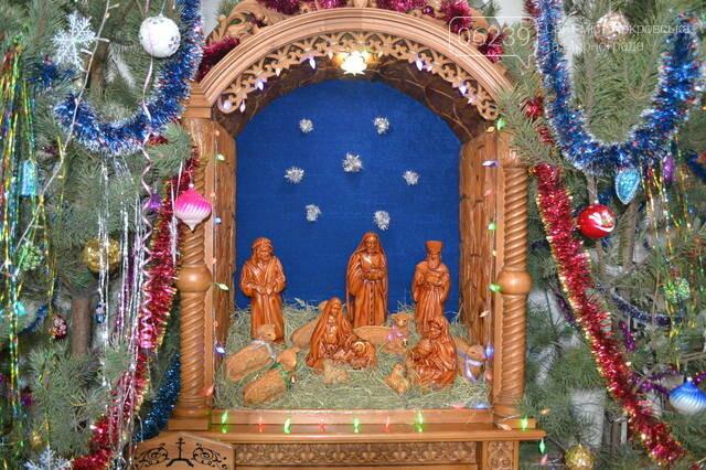 Рождество Христово в Покровске, фото-11