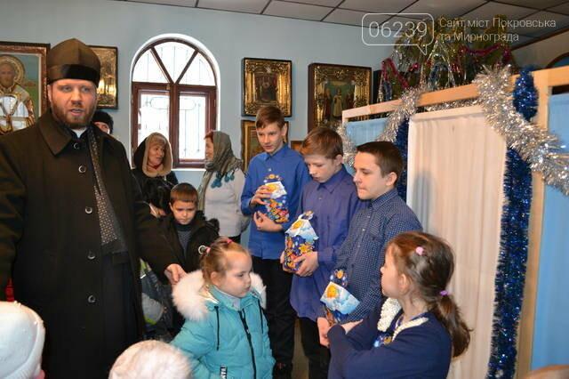 Рождество Христово в Покровске, фото-4