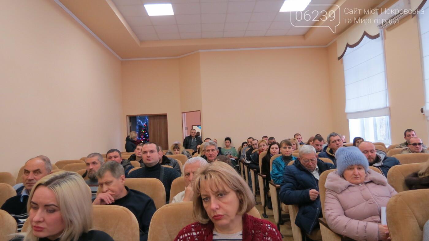Добровольный субботник и штрафы предпринимателям: в Покровске решали как бороться со снежной стихией, фото-1