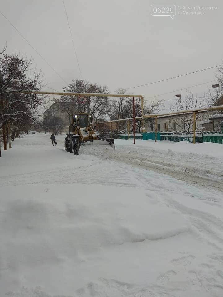 Ухудшение погодных условий: готов ли заснеженный Мирноград к непогоде? , фото-8