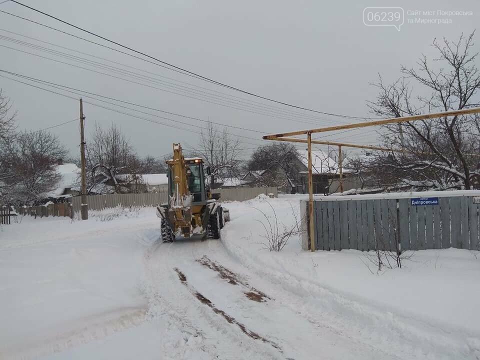 Ухудшение погодных условий: готов ли заснеженный Мирноград к непогоде? , фото-7