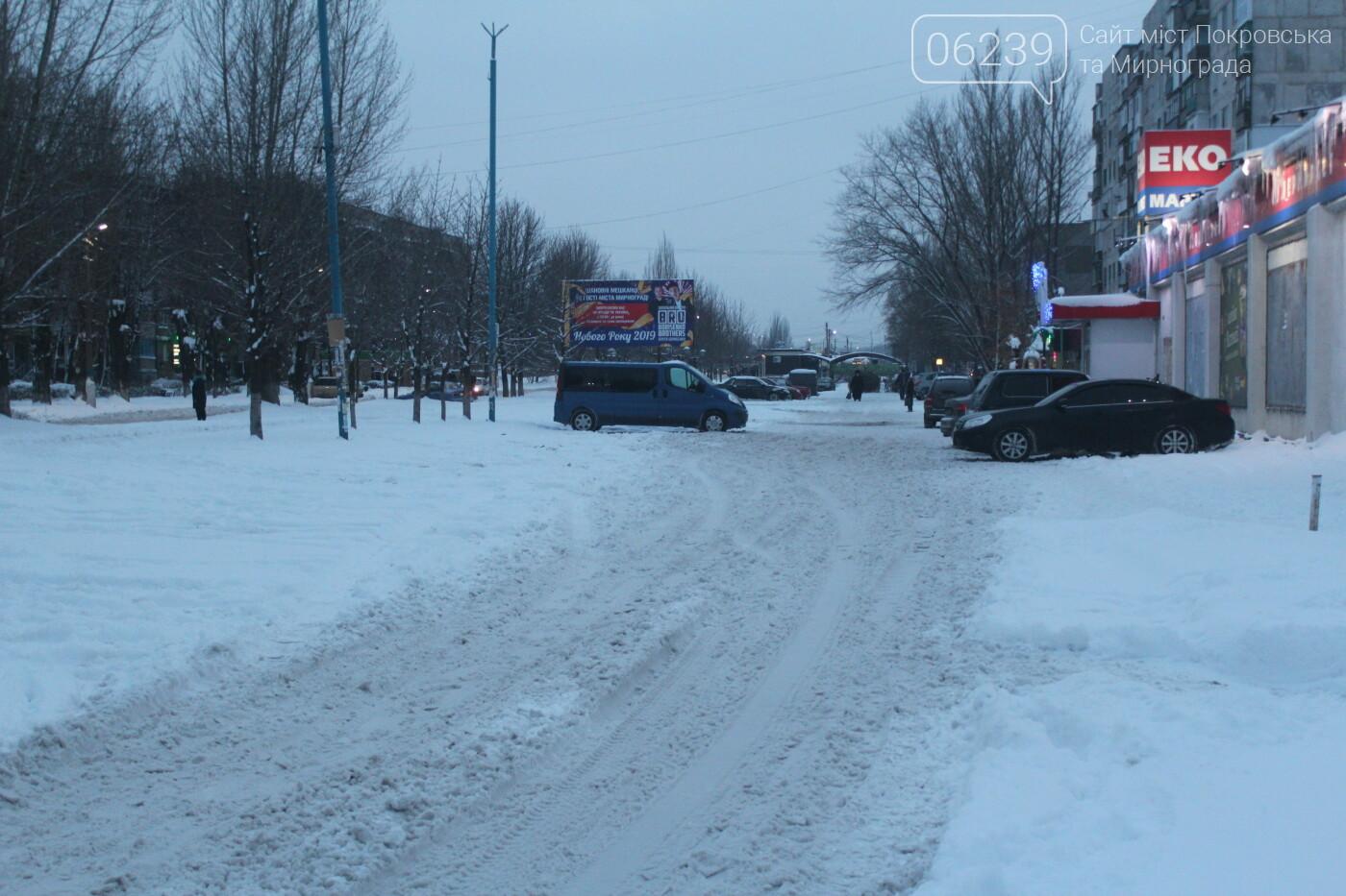 Ухудшение погодных условий: готов ли заснеженный Мирноград к непогоде? , фото-4