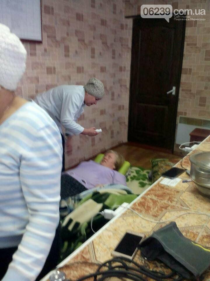 """Девятые сутки голодают работницы ГП """"Селидовуголь"""": их состояние здоровья ухудшается, фото-2"""