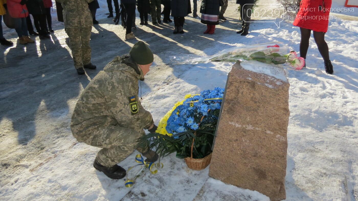 Покровчане отмечают День Соборности Украины, фото-20