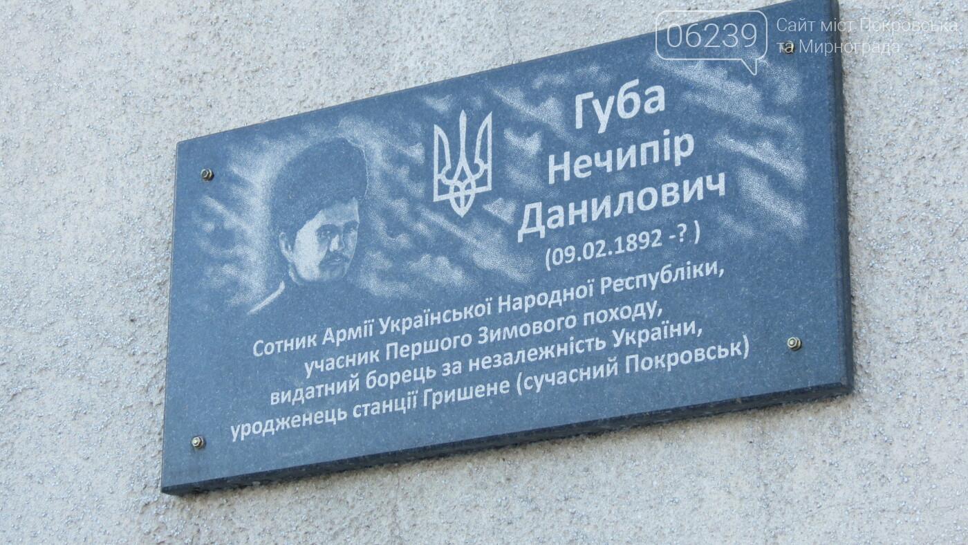 Покровчане отмечают День Соборности Украины, фото-21