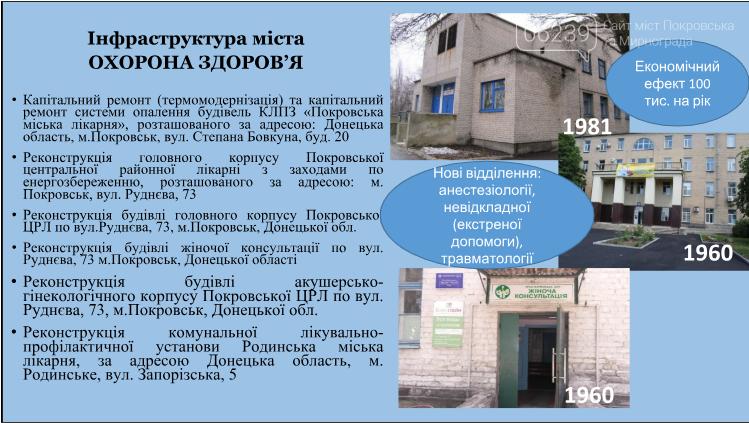 У Покровську презентували проект перспективного розвитку міста на 2019-2021 роки, фото-8