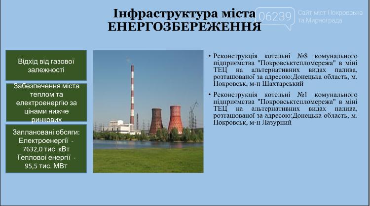 У Покровську презентували проект перспективного розвитку міста на 2019-2021 роки, фото-1