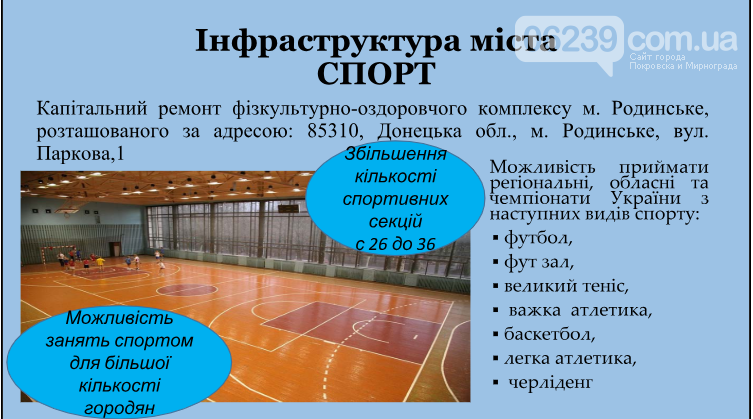 У Покровську презентували проект перспективного розвитку міста на 2019-2021 роки, фото-19