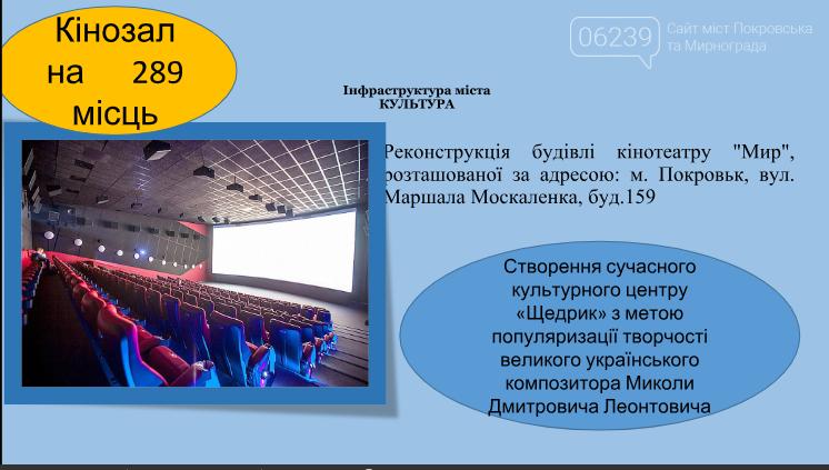 У Покровську презентували проект перспективного розвитку міста на 2019-2021 роки, фото-2