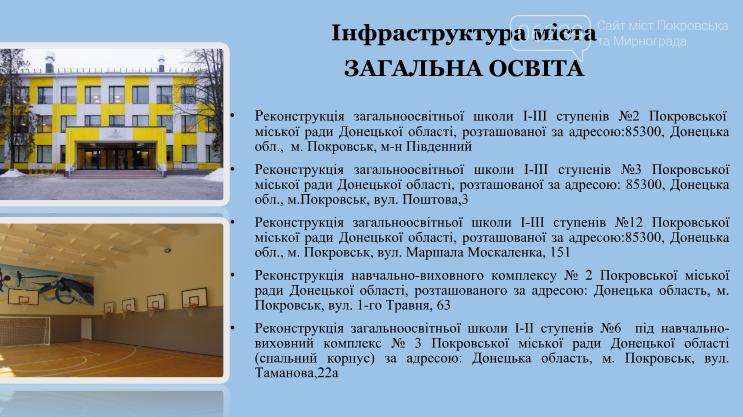 У Покровську презентували проект перспективного розвитку міста на 2019-2021 роки, фото-7