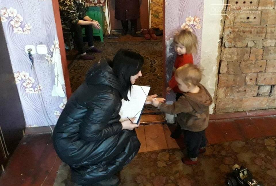 У Покровському районі виявлено 6 сімей, де батьки не виконують належним чином свої обов'язки, фото-1