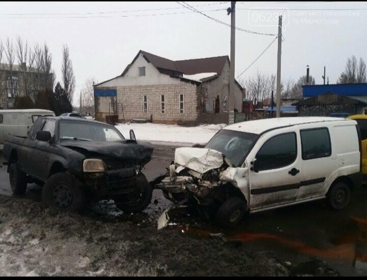 В Покровске произошло ДТП: есть пострадавшие, фото-2