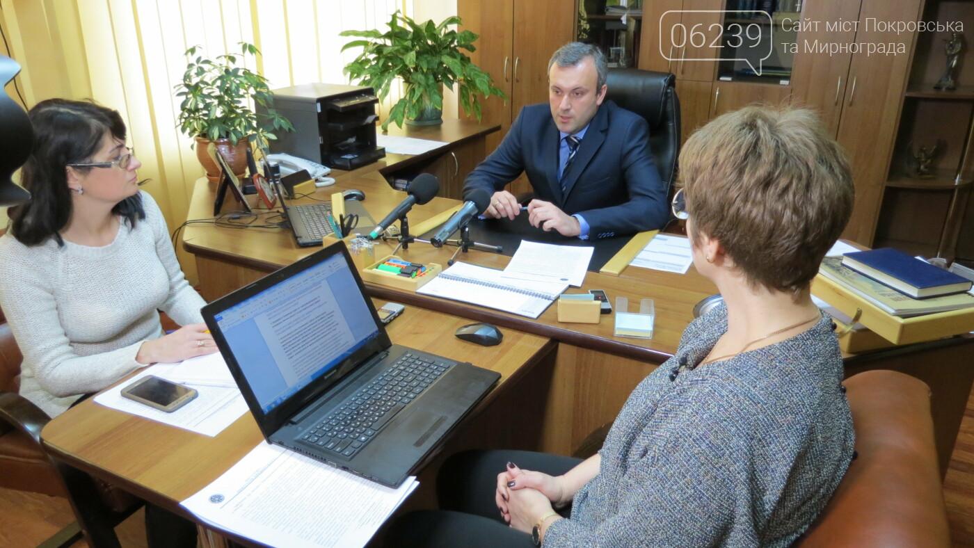 В Покровске наблюдается спад преступности: главный прокурор отчитался перед СМИ, фото-2