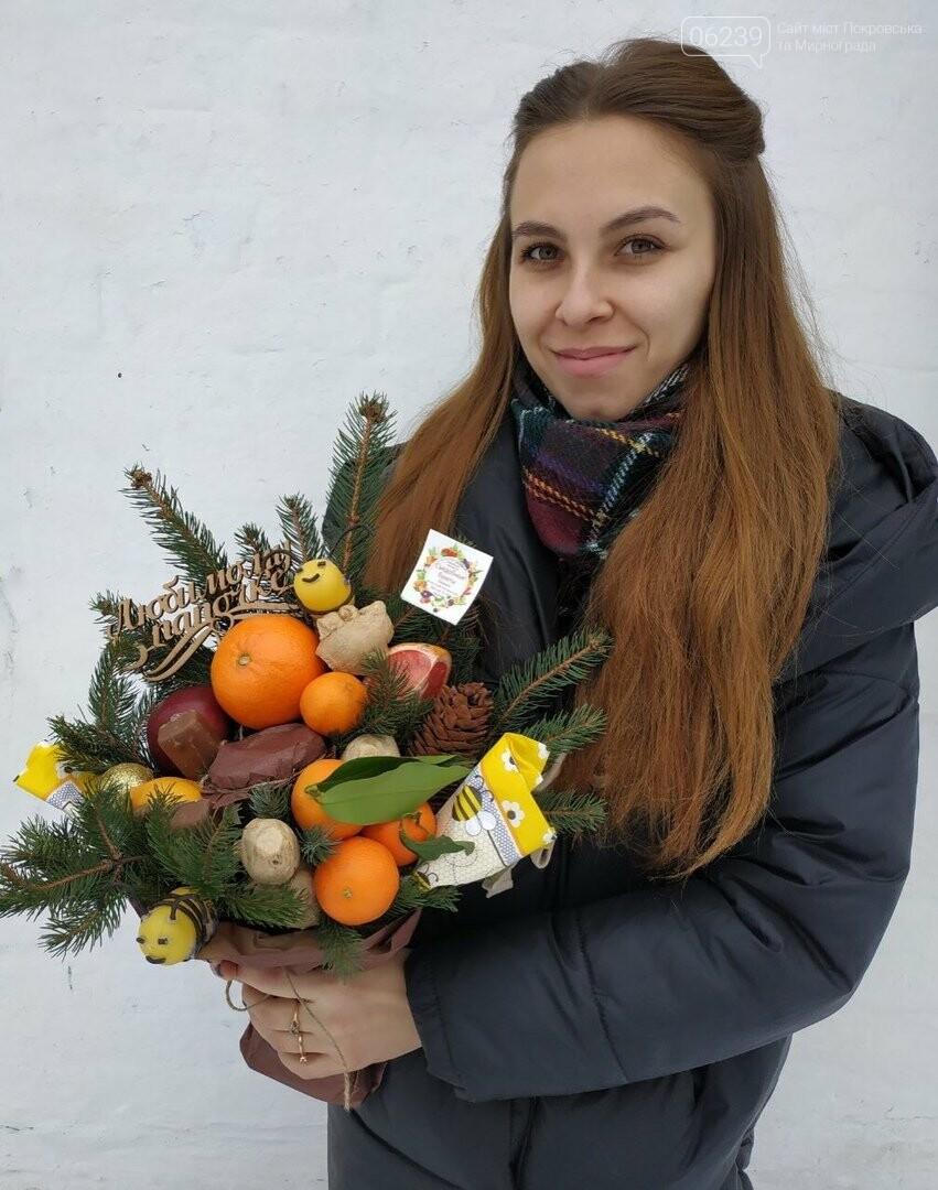 Создатель авторских букетов из фруктов и овощей: «Все к чему вы относитесь с любовью - становится прекрасным» , фото-1