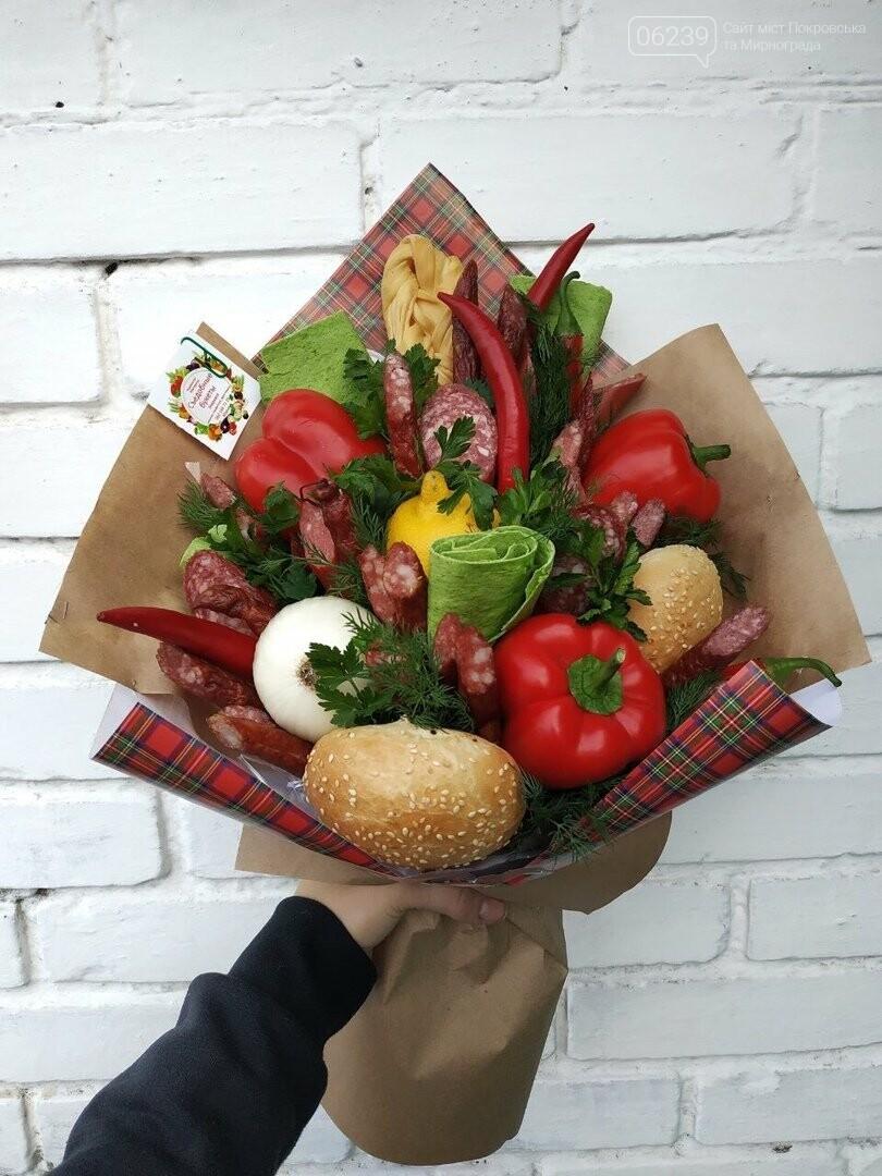 Создатель авторских букетов из фруктов и овощей: «Все к чему вы относитесь с любовью - становится прекрасным» , фото-9