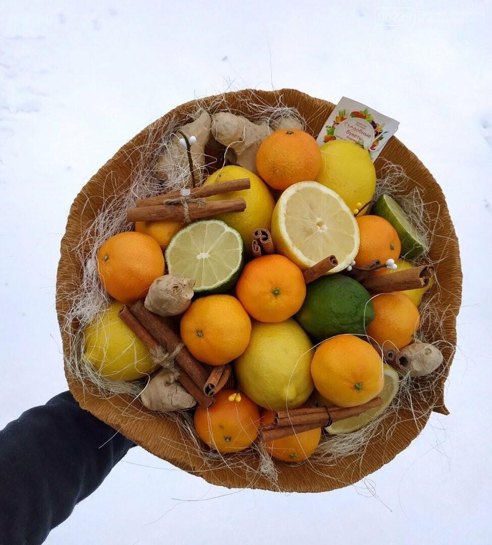 Создатель авторских букетов из фруктов и овощей: «Все к чему вы относитесь с любовью - становится прекрасным» , фото-11