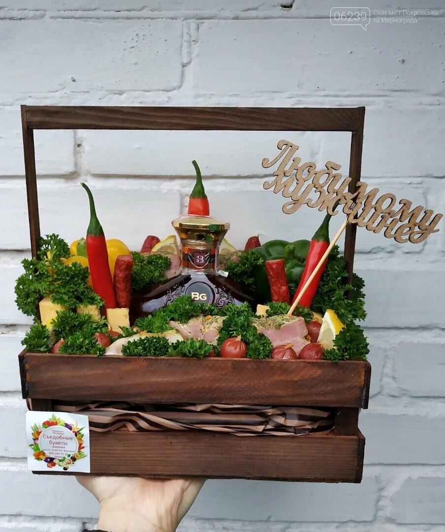 Создатель авторских букетов из фруктов и овощей: «Все к чему вы относитесь с любовью - становится прекрасным» , фото-10
