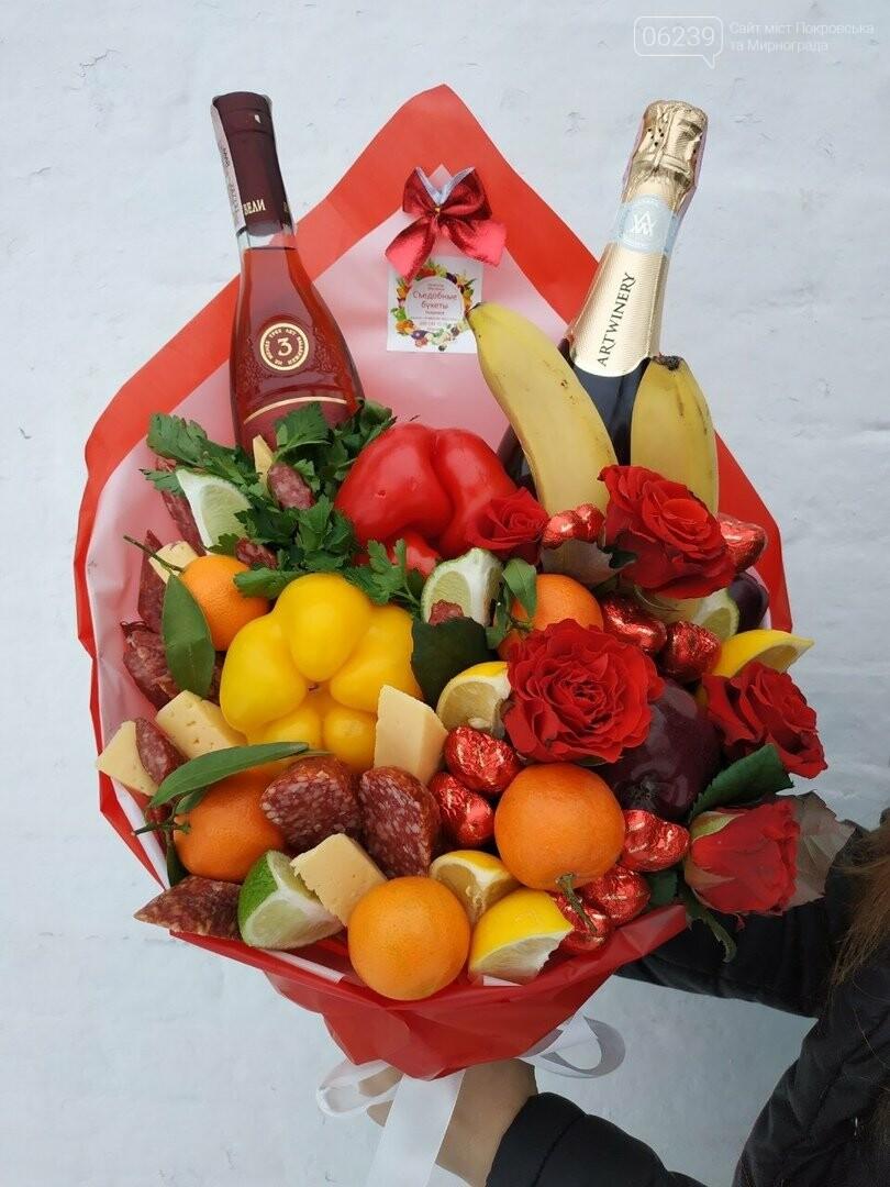 Создатель авторских букетов из фруктов и овощей: «Все к чему вы относитесь с любовью - становится прекрасным» , фото-8